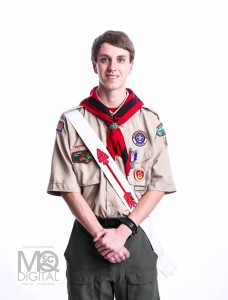 Gus Purcell Eagle Scout