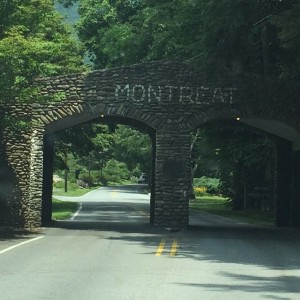Montreat-entrance
