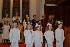 children-choir-sheep